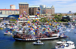 Gasparilla Yacht Charters available through Tampa Bay Yacht Charter 727-776-8199