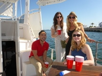 Tampa Bay Yacht Charter Private Yacht for Rent in Tampa or St Pete